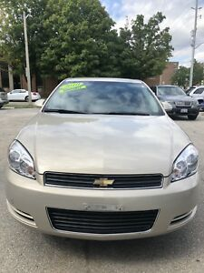 (SOLD SOLD SOLD) 2010 CHEVROLET IMPALA LT (VERY LOW KILOMETRES)
