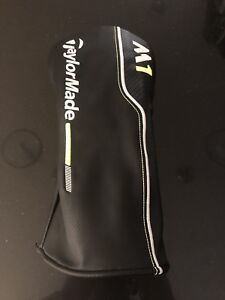 New Taylormade m1 driver head cover