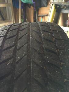 Winter tires on rims 205/55/16