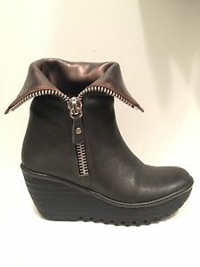 New Fly London Bootie