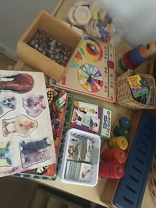 Bulk lot children's early learning resources Toodyay Toodyay Area Preview
