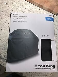 "New Broil King Barbecue 58"" cover 68487"