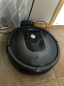 Roomba 980 wifi capable