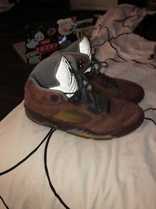 SELLING SIZE 12 Burgundy 5s SIZE 12