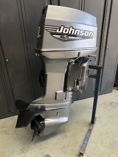 70HP Johnson Outboard 2000 Model