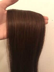 20 inch brown tape in hair extensions