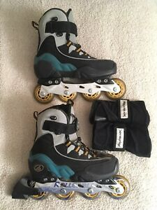 Roller blades pour femme taille 8