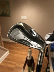 Mizuno MX-25 Forged Irons with Golf Pride Midsize Grip
