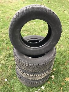 Gislaved Nordfrost 100 215/65-16 winter tires pneus d'hiver
