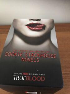 True Blood boxset of 8 novels