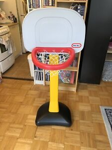 Little Tikes Basketball hoop with non-adjustable post