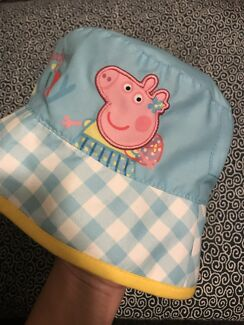 New Peppa Pig UV SPF 50 protection hat from UK  31e5712d2879