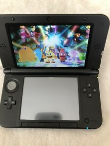 Nintendo 3ds xl with 4 games