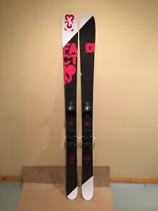 Faction Candide 3.0 Skis