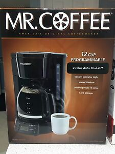 Coffee Maker 12 Cup Programmable
