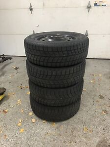 205/60/15 Winter Tire Package