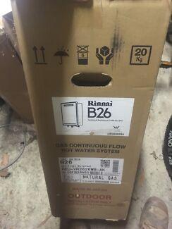 Rinnai B26 hws