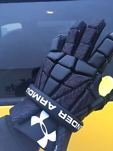 Under armour lacrosse gloves new 12 inch