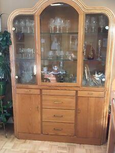 Vaisselier / meuble de rangement salle à manger