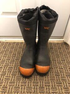Bottes de Travail - STC Sz/Gr 12 - Work Boots