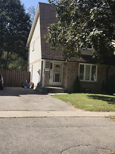 Entire House for Rent- Oshawa- Fully Furnished
