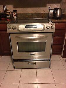 Selling Kitchenaid Stove Gas Kitchenaid Kgrs306bss