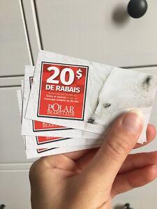 Cartes spa Polar Bear's Club