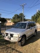 Mitsubishi Pajero incl 6 months rego with full service history Acacia Ridge Brisbane South West Preview