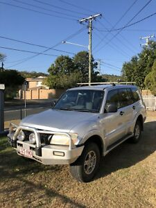 Mitsubishi Pajero incl 6 months rego with full service history