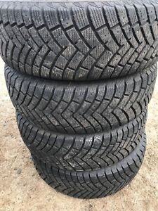 Various sets of 215-65-16 tires