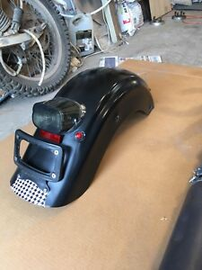 For sale 2010 Harley Davidson Road King rear fender