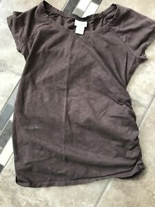 Maternity tops size small