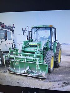 JD 6400 TRACTOR