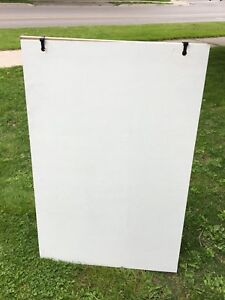 Recycled Blank Sandwich Board Signs