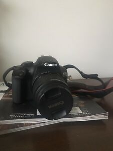 Selling DSLR canon camera
