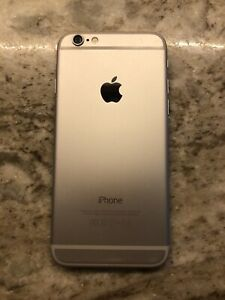 iPhone 6 / Silver / 32GB / Good Condition