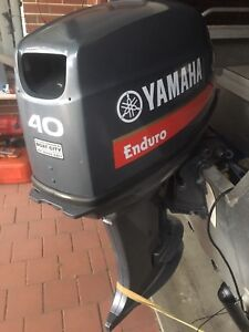 Wanted: Yamaha outboard