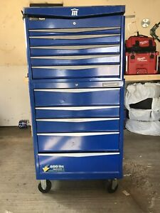 10 Drawer Tool Chest Cabinet