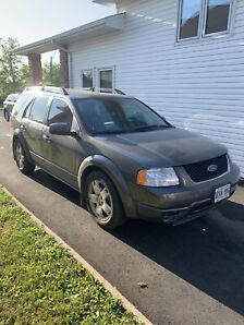 2005 Limited Ford Freestyle