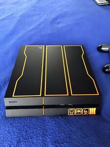 1TB PS4 - Call Of Duty Black Ops 3 Edition