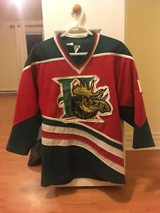 Mooseheads Jersey (Youth)