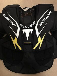 Bauer Goalie Sr. Small Chest Protector