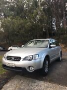 Subaru Outback 2005 - great condition, leather interior, new rego!! Wyoming Gosford Area Preview