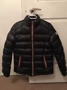 Moncler boy jacket size 14 year old