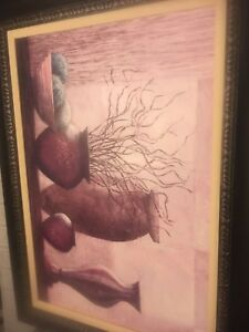 Beautifull painting with frame