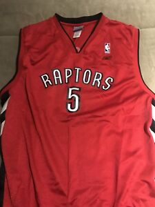 Authentic Toronto Raptors Jersey!