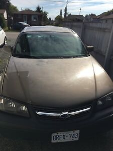 2003 Chevy Impala 128K AS IS