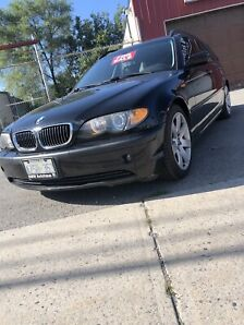 2005 BMW 325I LOW MILEAGE!