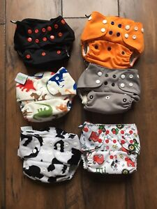 Vita Earth All In One Diapers
