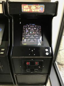 Arcade Miss Pac-Man